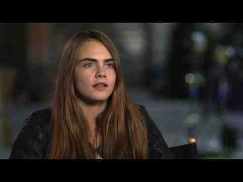 Paper Towns - Interviews