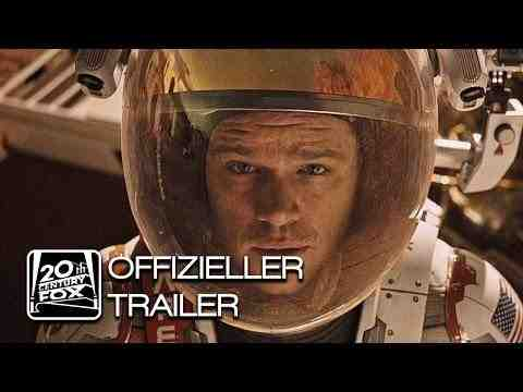 Der Marsianer - Rettet Mark Watney - trailer 2