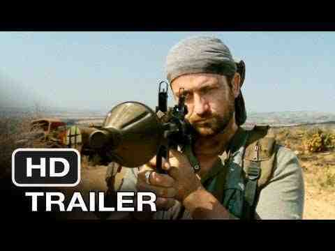 Machine Gun Preacher - trailer