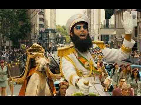The Dictator - trailer