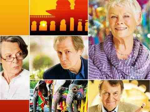 The Best Exotic Marigold Hotel - trailer