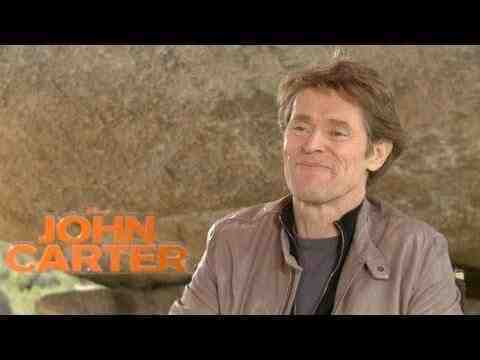 John Carter - Willem Dafoe Interview
