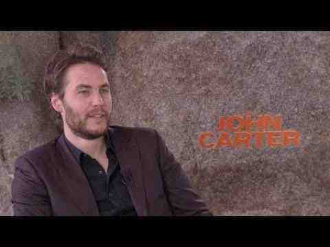 John Carter - Taylor Kitsch Interview